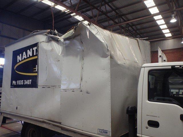 truck smash repair