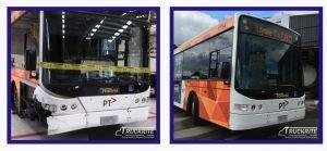 Ventura bus panel repair