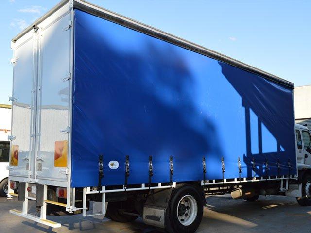 trailer body